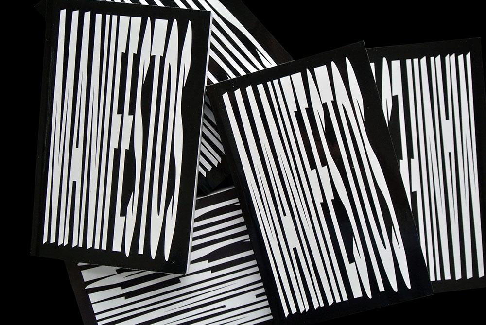 Manifestos Matthijs Matt van Leeuwen Joseph Han Covers 2014