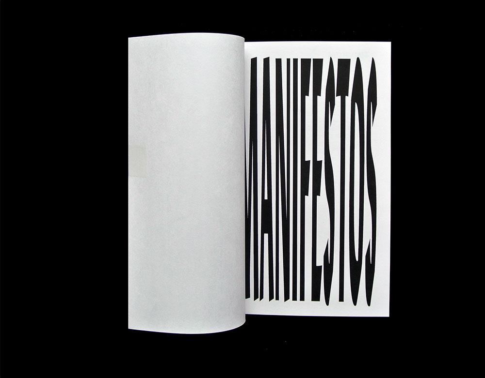 Manifestos Matthijs Matt van Leeuwen Joseph Han Spread 2014