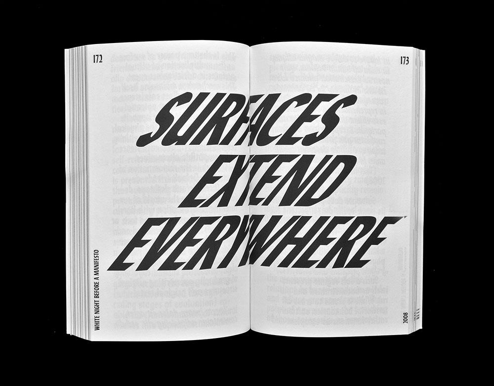 Manifestos Matthijs Matt van Leeuwen Joseph Han Spread Metahaven Surfaces Extend Everywhere 2014