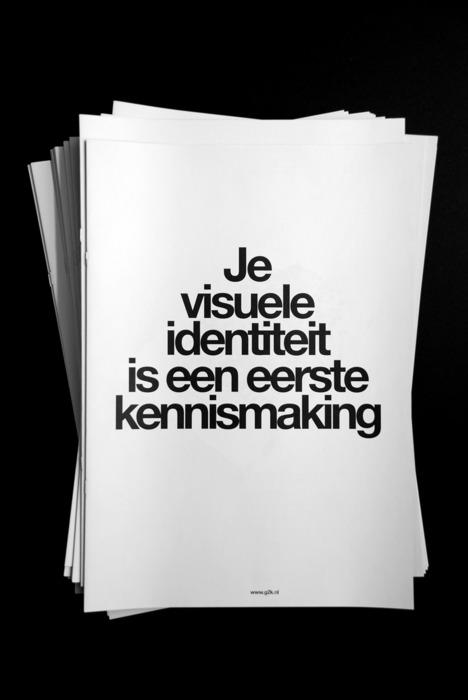 Visuele Identiteit Visual Identity Matt van Leeuwen