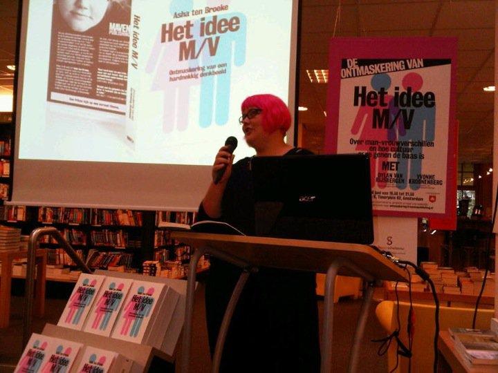 Asha Ten Broeke, Het Idee M/V / The M/F Concept