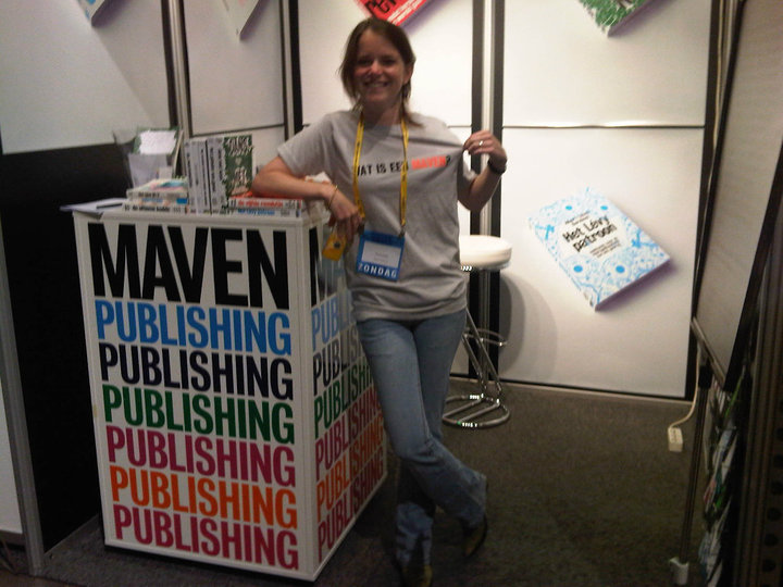 Maven Publishing Visual Identity