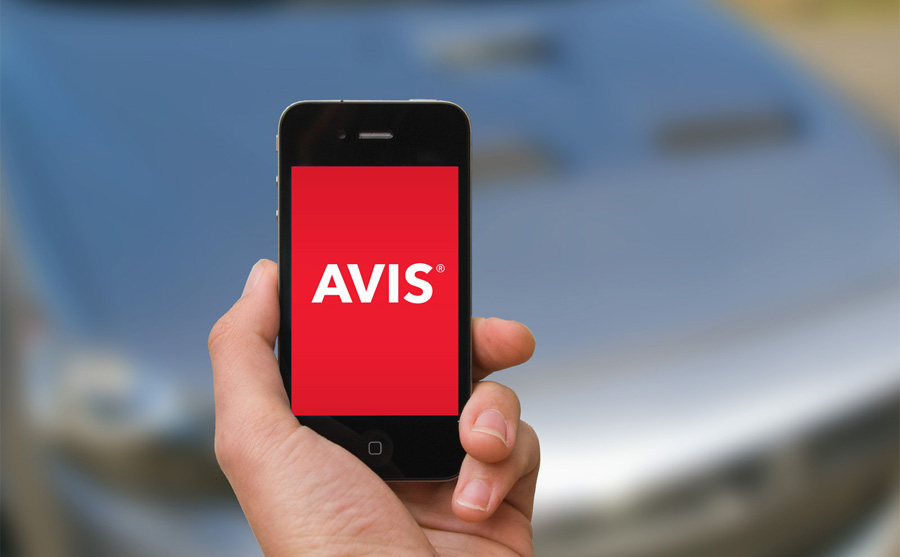 Avis Visual Identity, Matthijs Matt van Leeuwen, Mike Knaggs, Interbrand New York, Splash