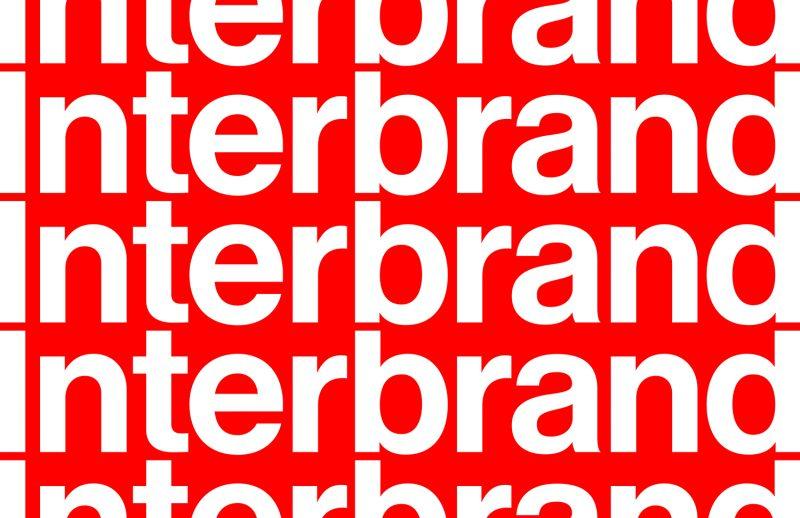 Interbrand Logo, Matthijs Matt van Leeuwen, Kozue Yamada, Andy Payne
