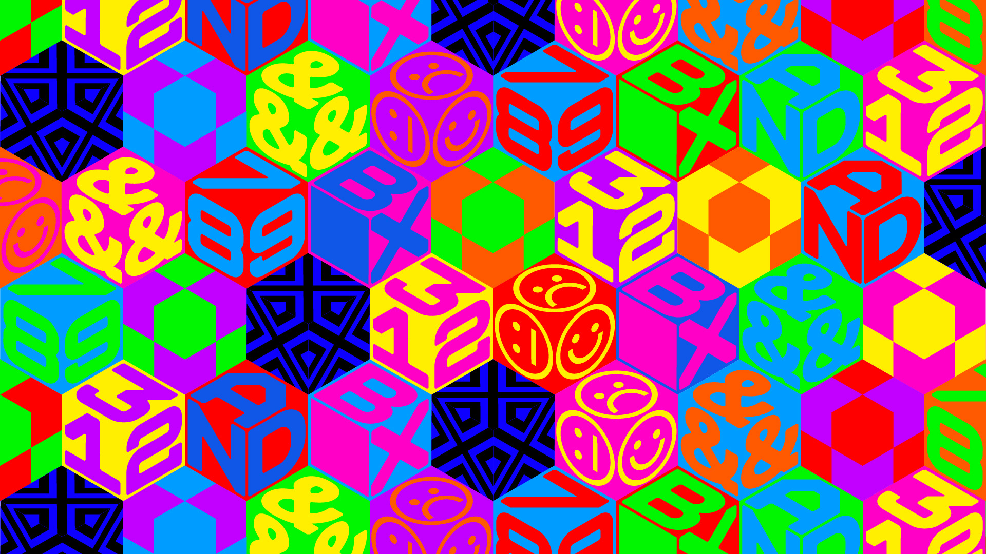 Matthijs Matt van Leeuwen Mother Design Andbox Maxwell Osborne Identity Pattern