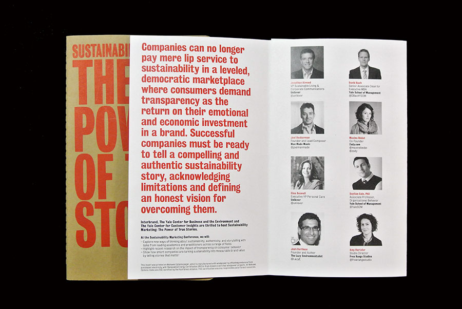 The Power Of True Stories #SMCstories Matt Matthijs van Leeuwen Joseph Han Interbrand New York, Book Interior