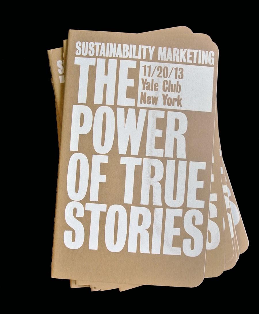 The Power Of True Stories #SMCstories Matt Matthijs van Leeuwen Joseph Han Interbrand New York, Book