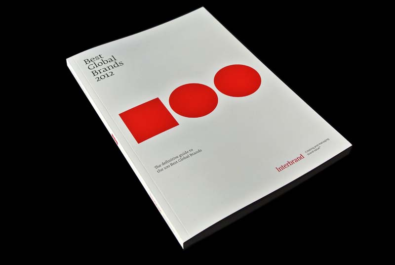 Best Global Brands 2012 book matthijs matt van leeuwen forest young interbrand New York