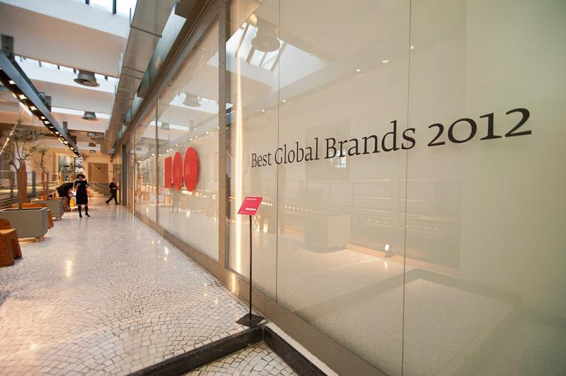 Best Global Brands 2012 milan matthijs matt van leeuwen forest young interbrand New York