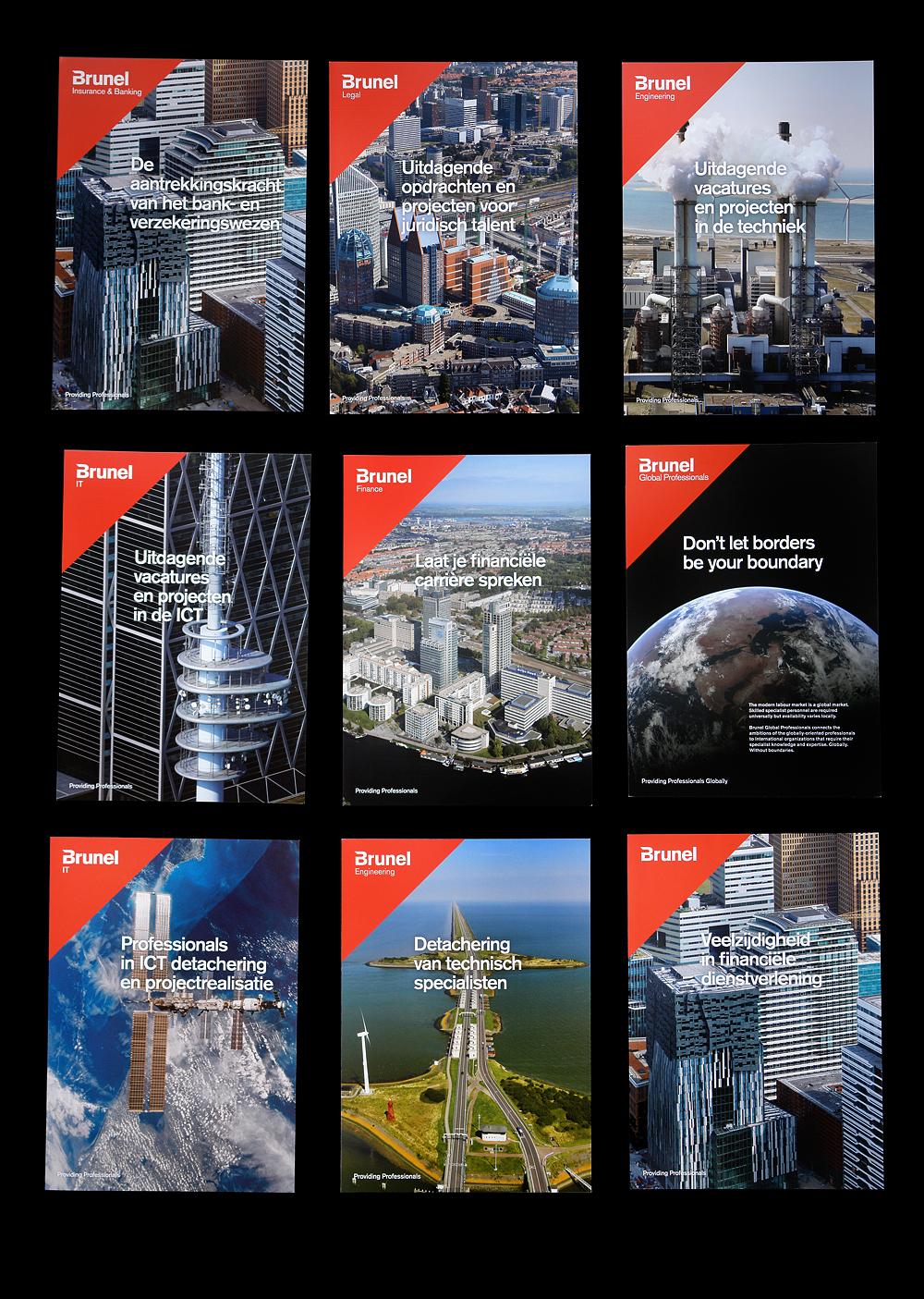 Brunel Brochures