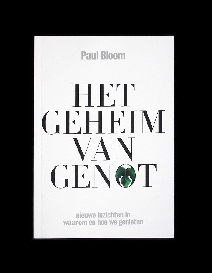Matthijs Matt van Leeuwen, G2K Designers, Amsterdam, Het Geheim Van Genot / How Pleasure Works, Paul Bloom