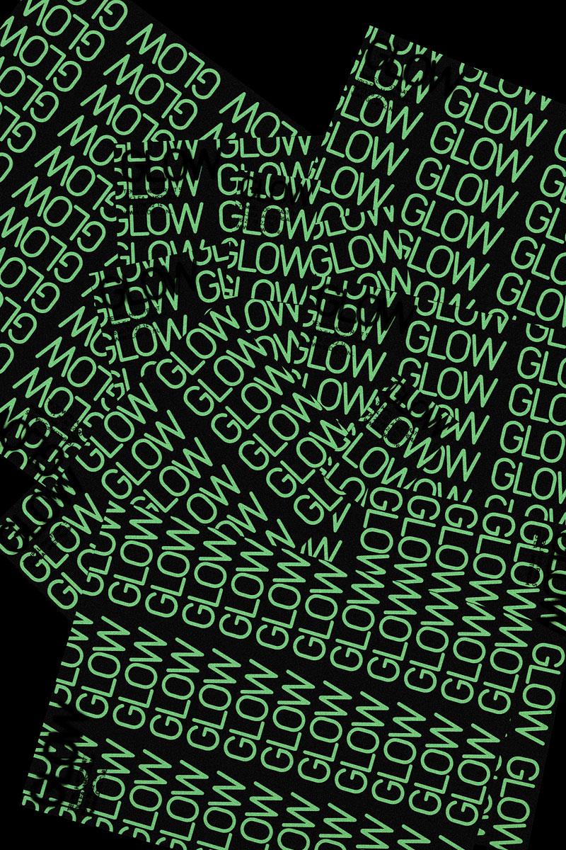 Glow, Matthijs Matt van Leeuwen, Logo, Identity, G2K Designers, Amsterdam