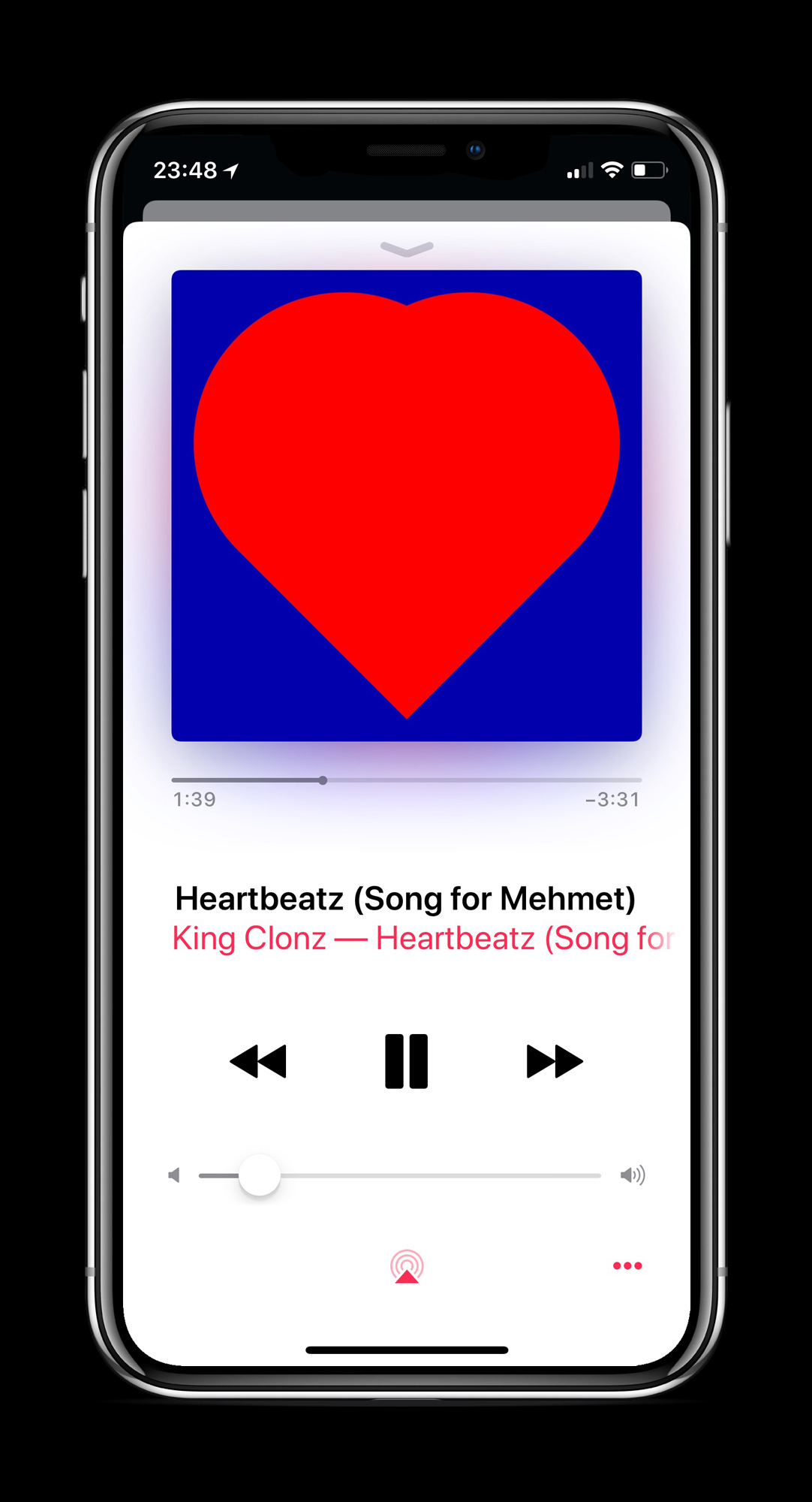 King Clonz Album Cover Art, Heartbeatz, Matthijs Matt van Leeuwen