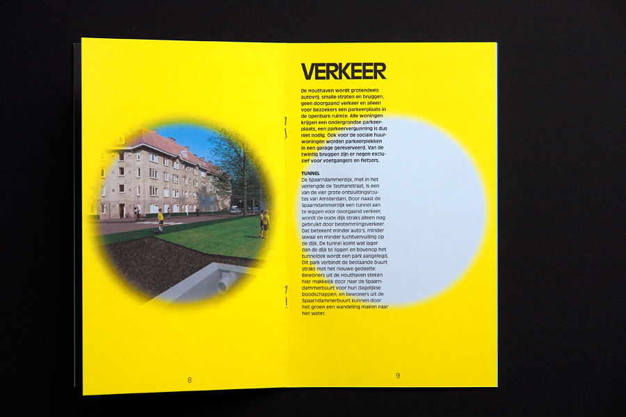 Houthaven Amsterdam, Matthijs Matt van Leeuwen, Brochure, G2K Designers, Amsterdam