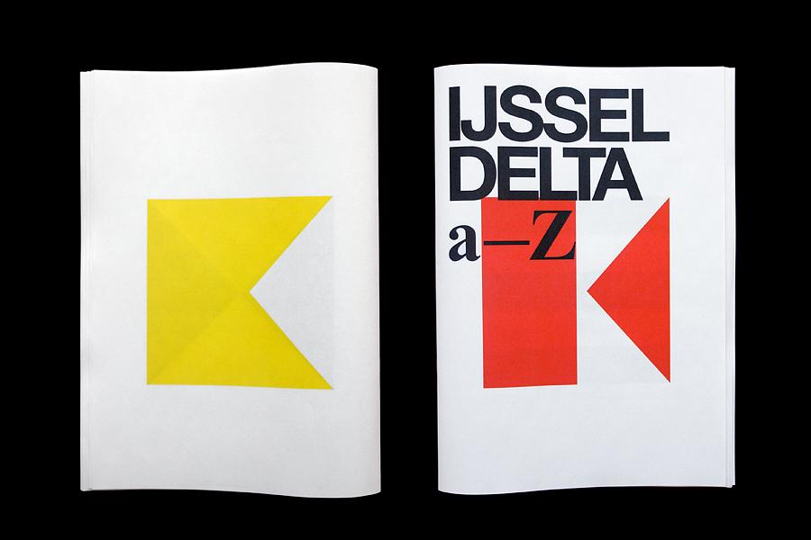 Matthijs Matt van Leeuwen, IJsseldelta, Identity, G2K Designers Amsterdam, Logo, Typeface