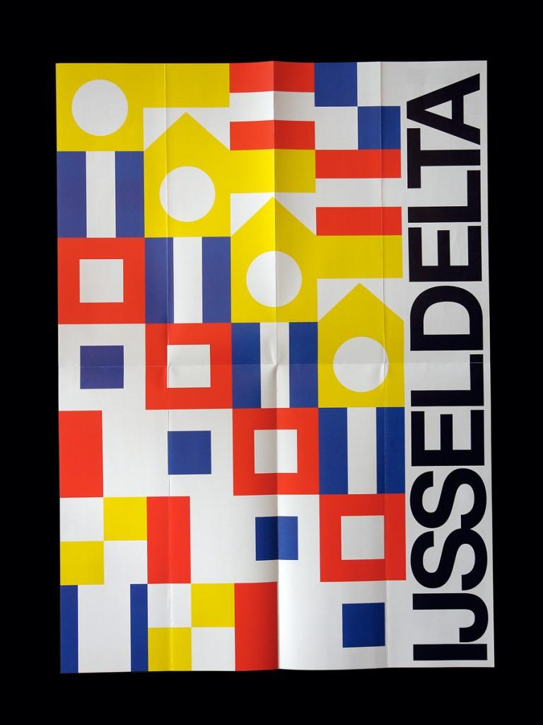 Matthijs Matt van Leeuwen, IJsseldelta, Identity, G2K Designers Amsterdam, Logo