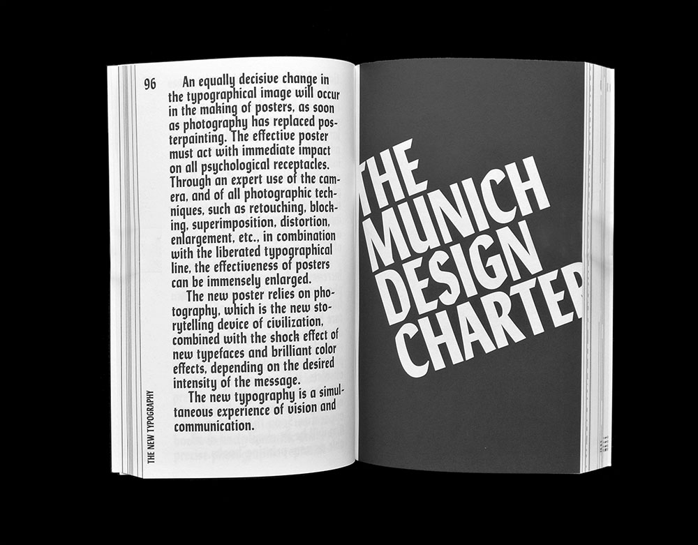 Manifestos Matthijs Matt van Leeuwen Joseph Han Spread The Munich Design Charter 2014