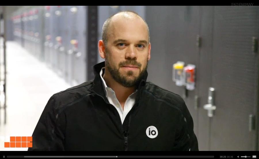 George Slessman CEO IO Matthijs Matt van Leeuwen Interbrand New York