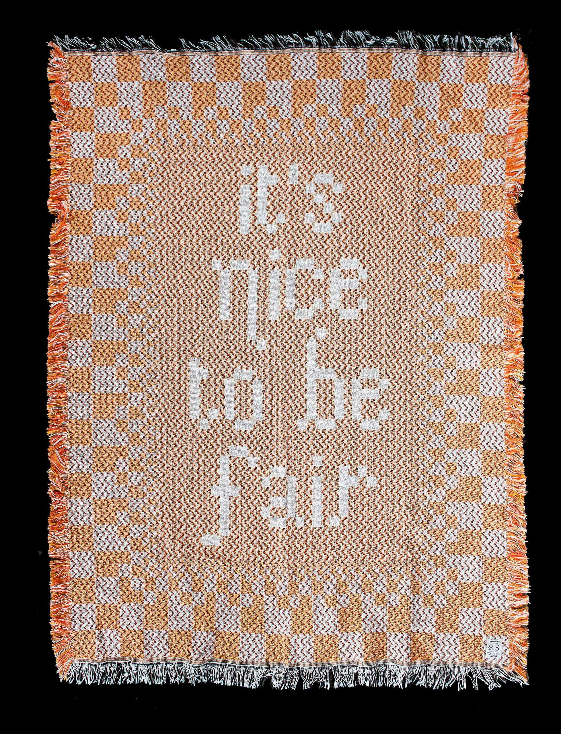 Matthijs van Leeuwen, Matt van Leeuwen, Blanket Statement, Mother Design, Samantha Kim, New York, It's nice to be fair