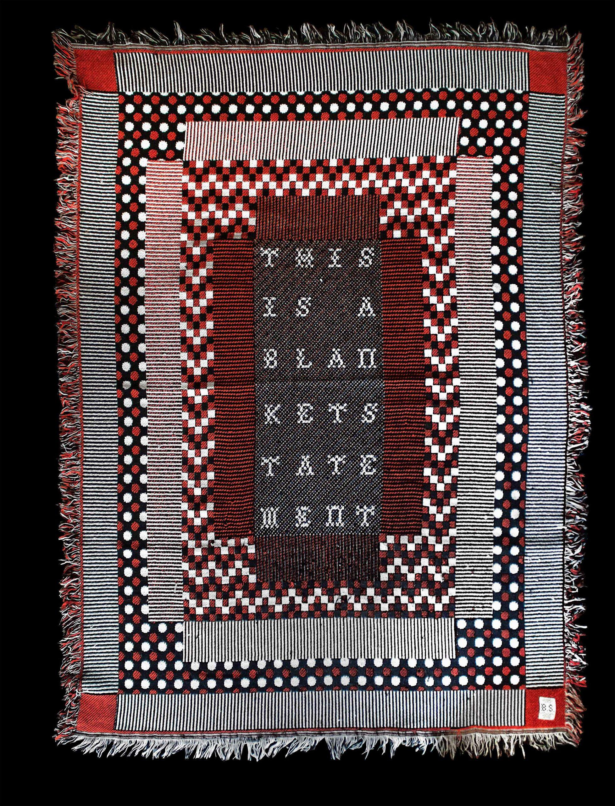 Matthijs van Leeuwen, Matt van Leeuwen, Blanket Statement, Mother Design, Samantha Kim, New York, This Is A Blanket Statement