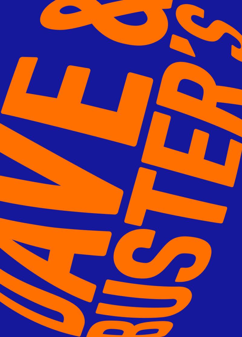 Matt van Leeuwen, Dave & Buster's, New York, Mother Design, Identity Design, Matthijs van Leeuwen