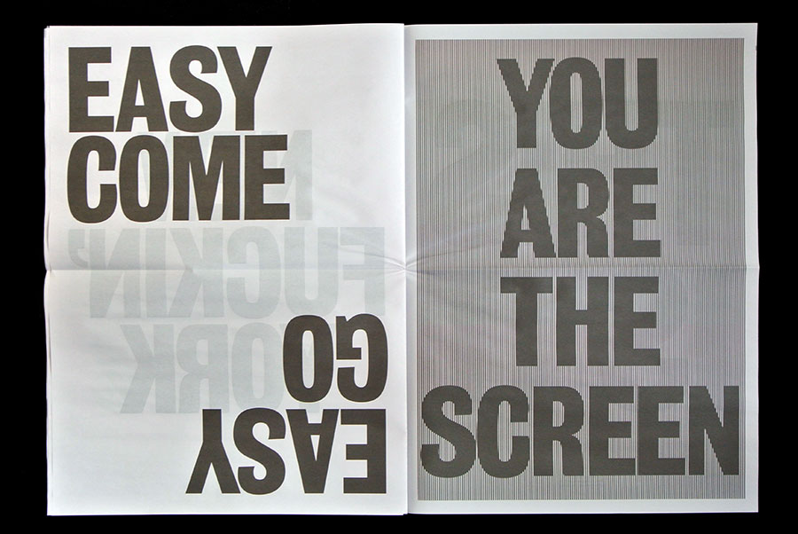 Sup? Matt Matthijs van Leeuwen newspaper webecomelegend interior spread 6