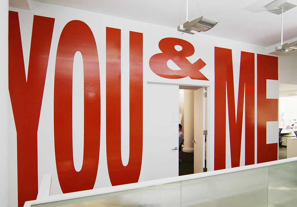 You and Me Matt van Leeuwen, Joseph Han, Interbrand
